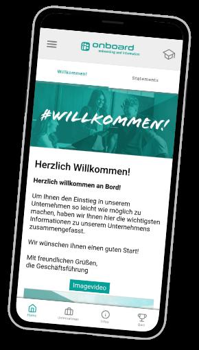 mitarbeiterbindung mit app